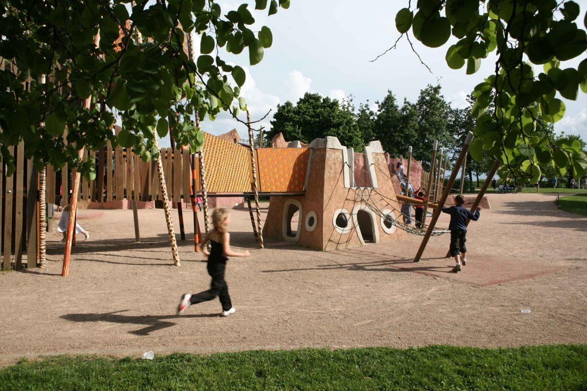 parc departemental petit le roy chevilly