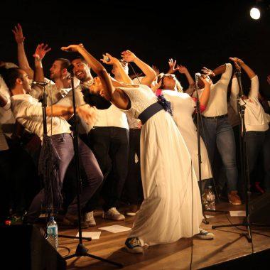 Concert de SANKOFA UNIT à l'Auditorium du Perreux