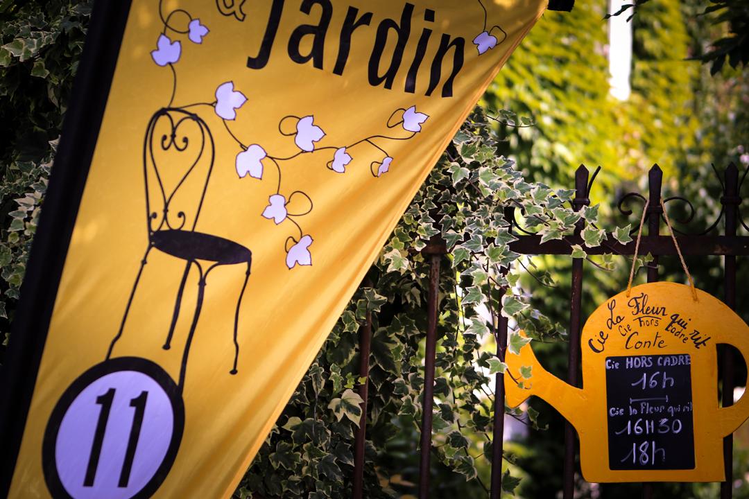Festival Cour et Jardin à Champigny-sur-Marne