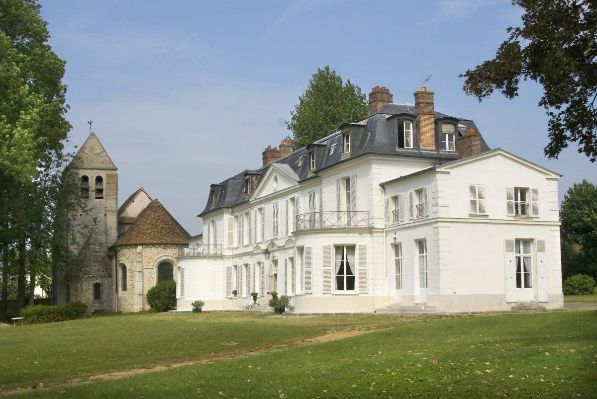 Prieuré Saint-Arnoult à Marolles-en-Brie