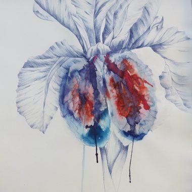 Exposition dessins et gravures Juliette Choné à l'Atelier Baudoin