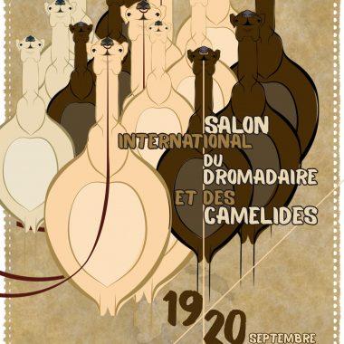 Salon International du dromadaire et des camélidés