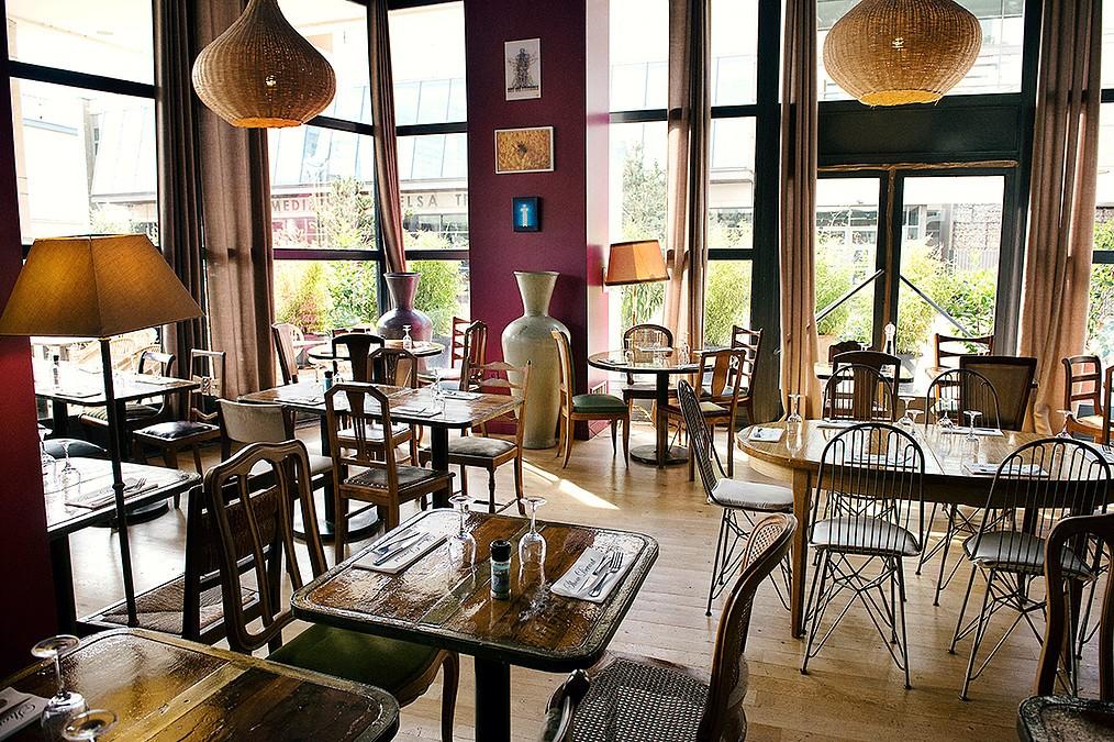 restaurant locavore show devant villejuif