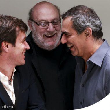 Emler/Tchamitchian/Echampard «Trio ETE» au Comptoir