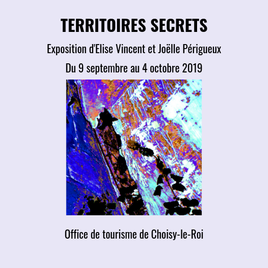 Exposition TERRITOIRES SECRETS