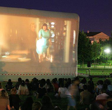 Cinéma en plein air – ANTIROUILLE à Créteil
