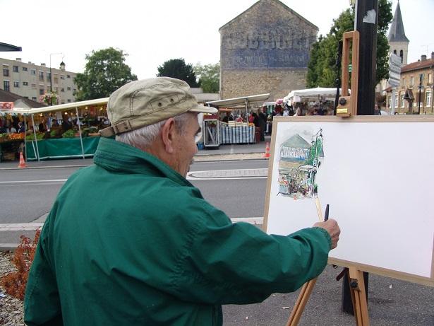 Villecresnes-peintres