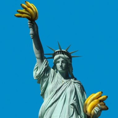 Bananas (and kings) à la Grange dimière