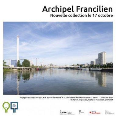 À la confluence de la Marne et de la Seine – Archipel francilien