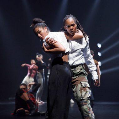 À mon bel amour – Danse au palais
