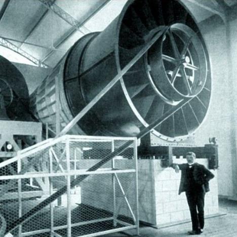 Aérodynamique Eiffel et sa soufflerie