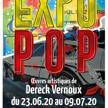 Exposition «POP» à la Galerie