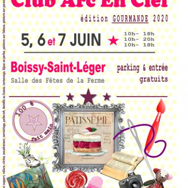 Exposition Vente Artisanale Club Arc En Ciel