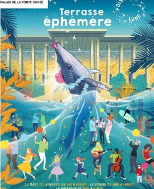 POISSON LUNE – Terrasse Ephémère au Palais