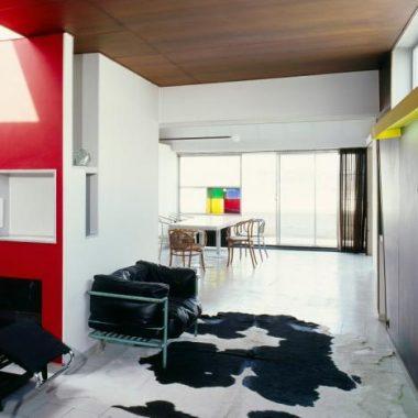 Appartement Atelier Le Corbusier dans l'immeuble Molitor