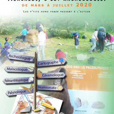 Ateliers Archéoludiques au Parc des Hautes-Bruyères