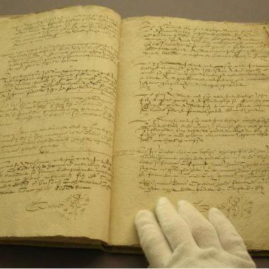 Atelier de conservation des archives – Journées du patrimoine