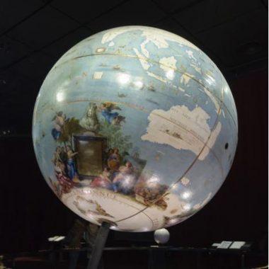 «Les globes de Coronelli» – rencontre à la BnF