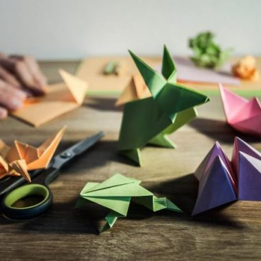 Atelier Origami spécial Noël / 7 – 11 ans