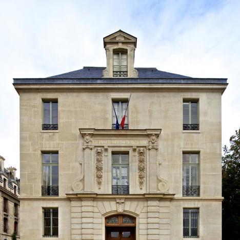 La Bibliothèque de l'Arsenal de la BnF