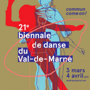 Biennale de Danse du Val-de-Marne – La Briqueterie