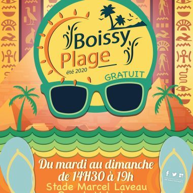 Boissy Plage !
