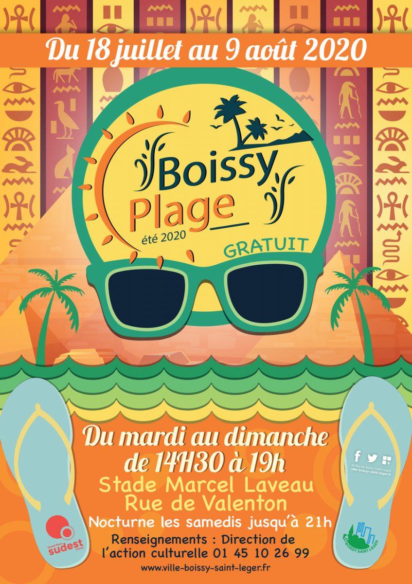 Boissy Plage 2020