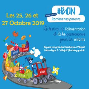Festival Bon, ramène tes parents – Billetterie
