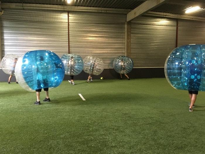 Activité de bubble Soccer à Boissy-Saint-Léger