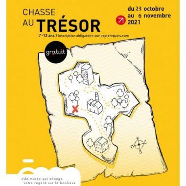 Chasse au trésor dans l'expo «La ville en partage»