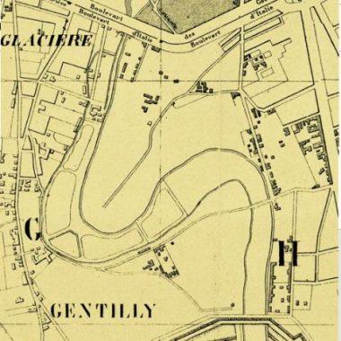 Sur le chemin de la Bièvre de Paris à Gentilly