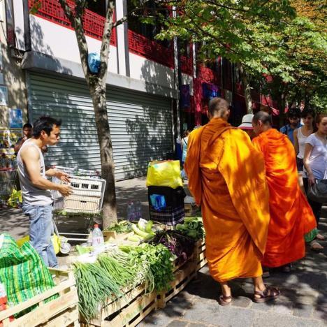 Le Chinatown parisien : ses mystères, ses légendes, ses croyances