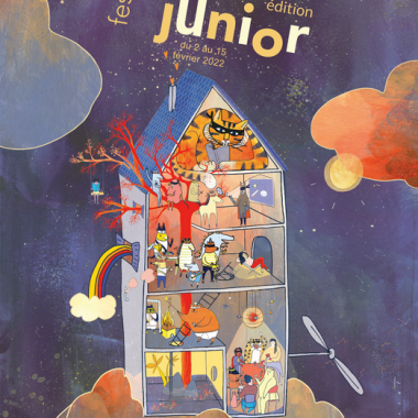 Ciné Junior : Festival international de Cinéma jeune public en Val-de-Marne