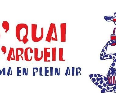 Cinéma en Plein Air O'Quai d'Arcueil
