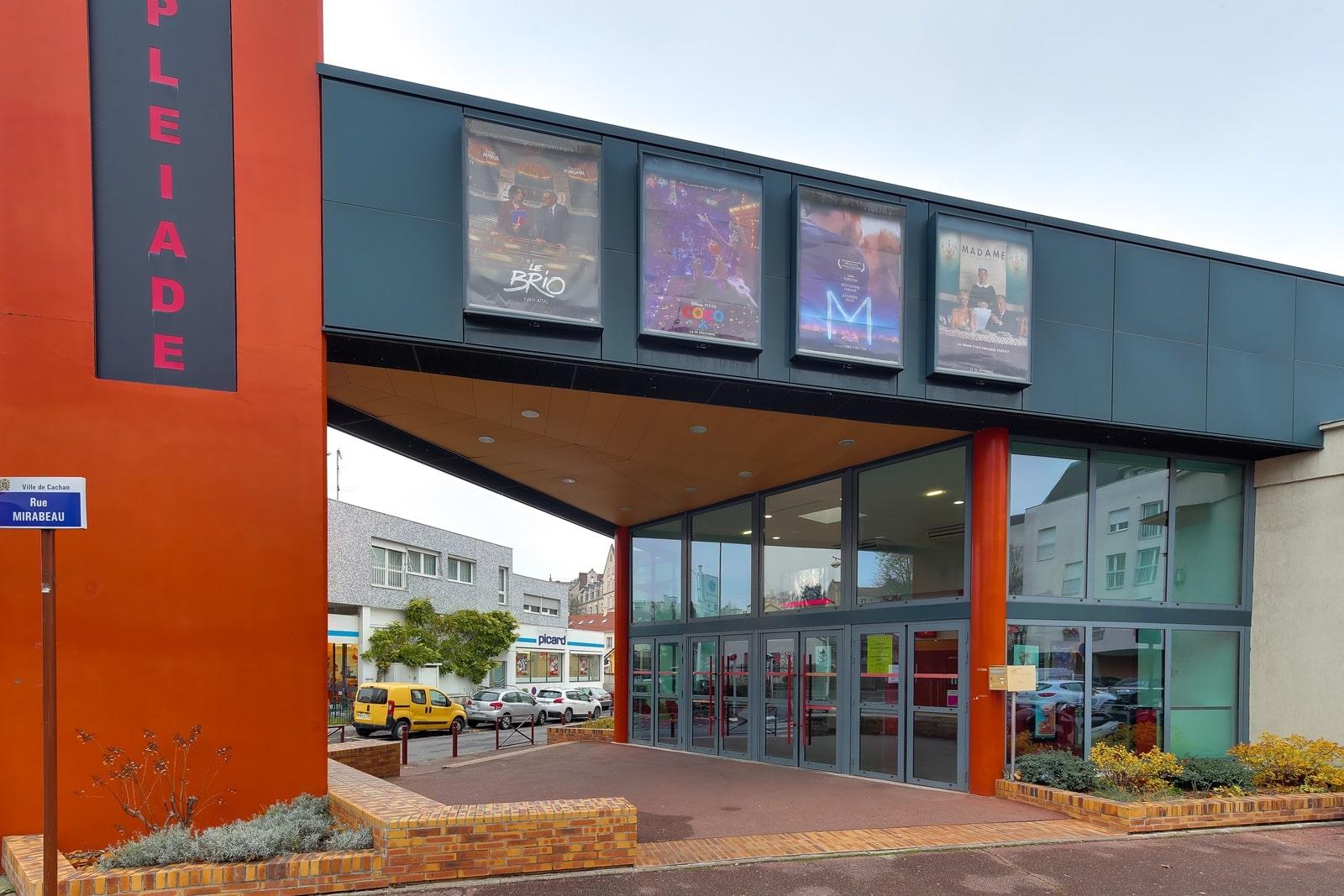 CINEMA LA PLÉIADE à CACHAN : Val-de-Marne Tourisme