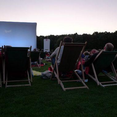 Cinéma en Plein Air – Les PLANCHES à Chevilly