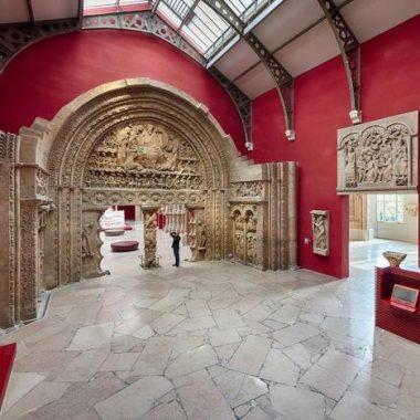 Cité de l'architecture et du patrimoine – Visite guidée sur l'architecture du Moyen-Age