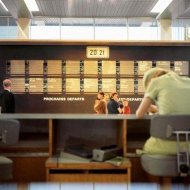 L'aéroport d'Orly : 60 ans d'histoire – Conférence virtuelle