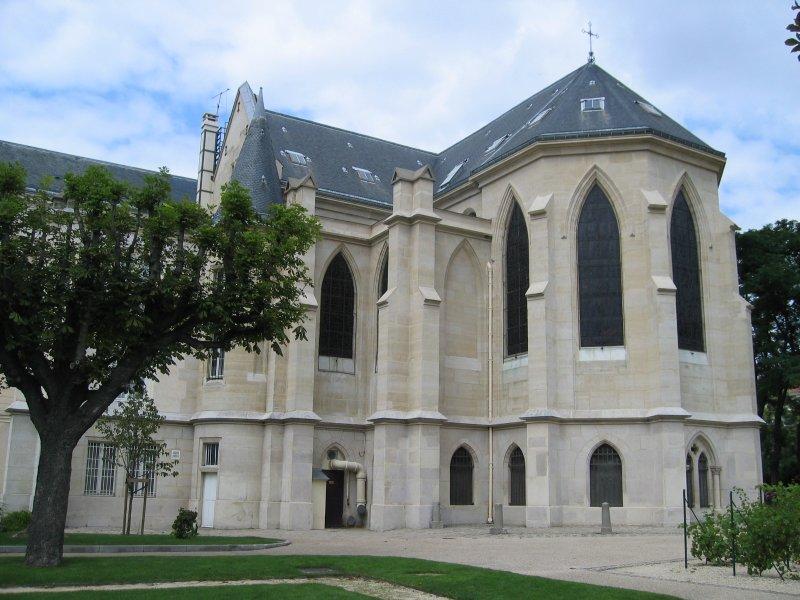 chapelle conflans charenton