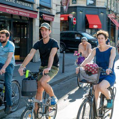 Fête du Vélo : la Convergence Francilienne