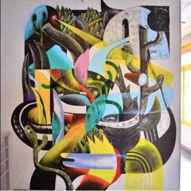 Les coulisses de l'OpenBach, 500 m² d'art urbain