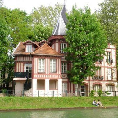Croisière historique sur la Marne