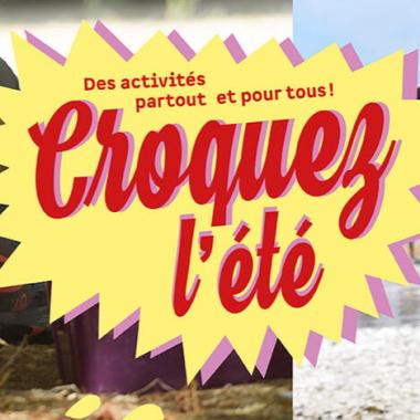 Croquez l'été à Champigny