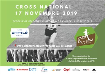 Course Cross International du Val-de-Marne