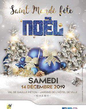 Marché de Noël et Animations à Saint-Mandé