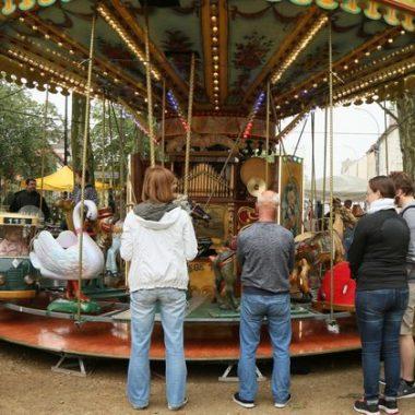 Manèges et structures gonflables – l'été à Saint-Maur