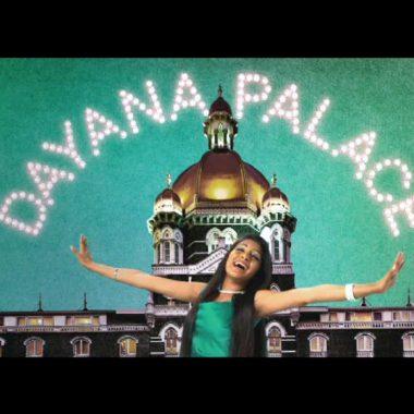 Le Voyage en Inde –  film Dayana mini market