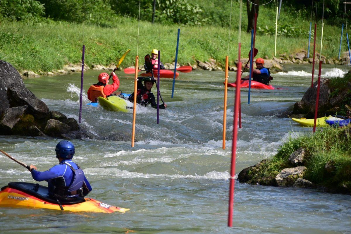 club kayak effort & joie cachan