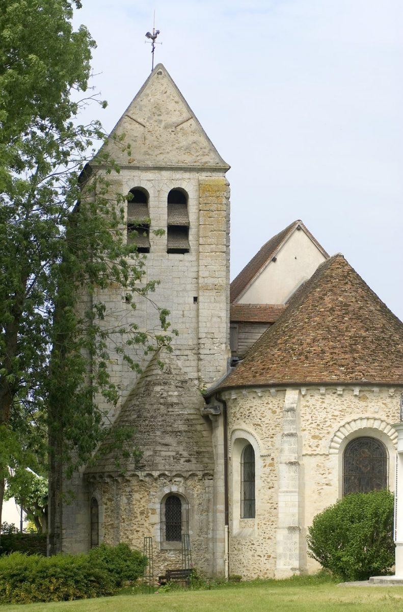 Eglise Saint-Julien-de-Brioude de Marolles-en-Brie