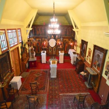 Église Orthodoxe St-Nicolas-le-Thaumaturge : Un bijou préservé